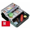 Rybársky box - 2 zásuvkový