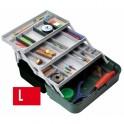 Rybársky box - 3 zásuvkový