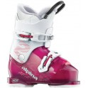 Alpina AJ2 GIRL ruby/white