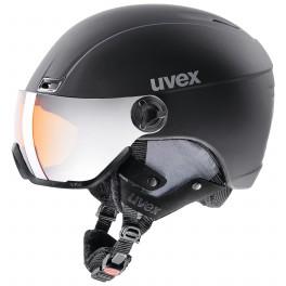 Uvex hlmt 400 visor style black
