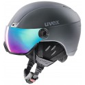 Uvex hlmt 400 visor style titanium