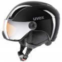 Uvex hlmt 400 visor black