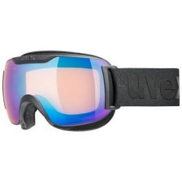 Uvex downhill 2000 S CV black mat/sl/mirror blue