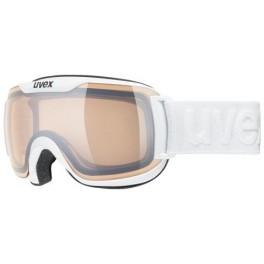 Uvex downhill 2000 S V white/dl/vario silver mirr