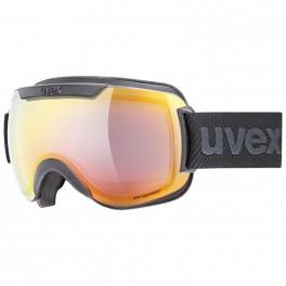 Uvex downhill 2000 FM black mat/mirror rainbow S2