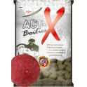 Carp Zoom Boilies ACT-X Strawberry 800 g