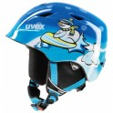 Uvex Airwing 2 blue snowman